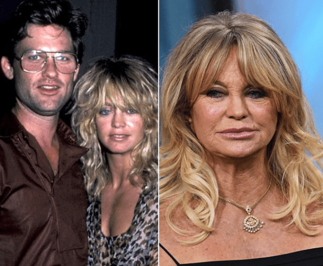 Goldie Hawn Body Measurements Breasts Height Weight