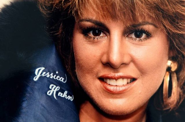 Jessica Hahn Body Measurements Breasts Height Weight