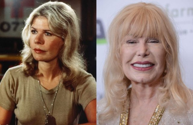 Loretta Swit Body Measurements Breasts Height Weight