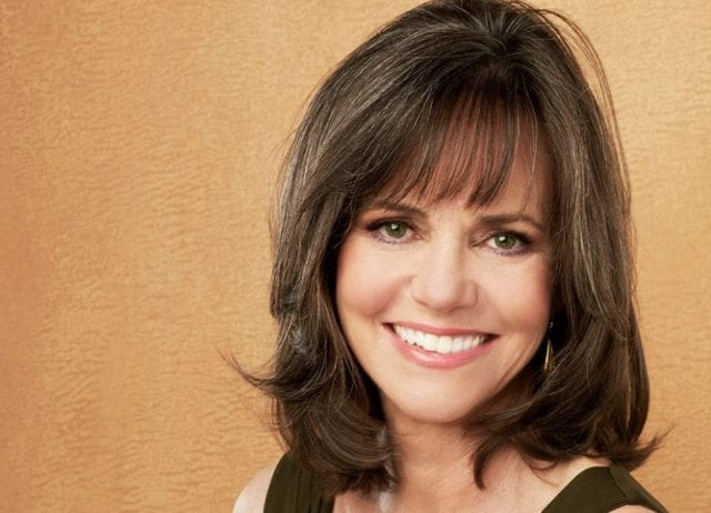 Sally Field Body Measurements Breasts Height Weight