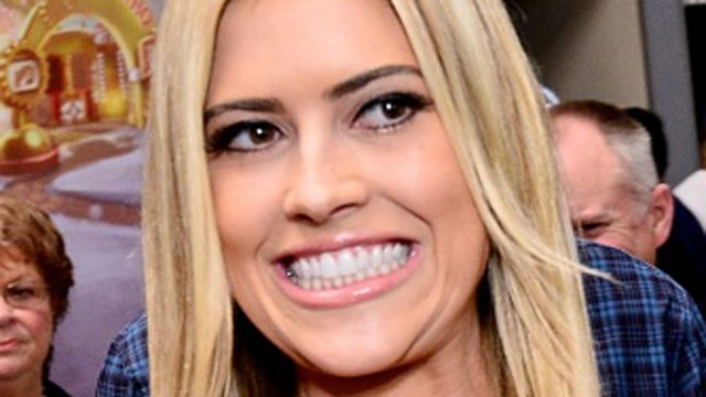 Christina El Moussa Body Measurements Breasts Height Weight