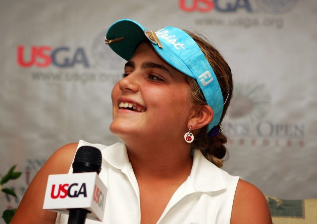 Lexi Thompson Body Measurements Breasts Height Weight