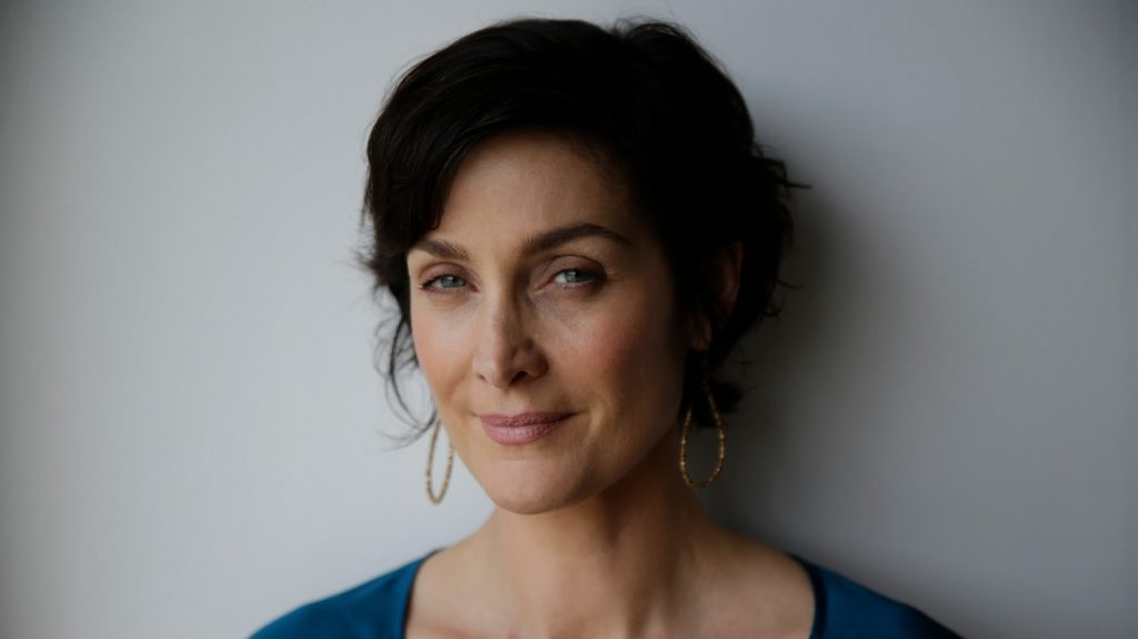 Carrie-Anne Moss' Body Measurements Including Breasts, Height and Weight - Famous Breasts