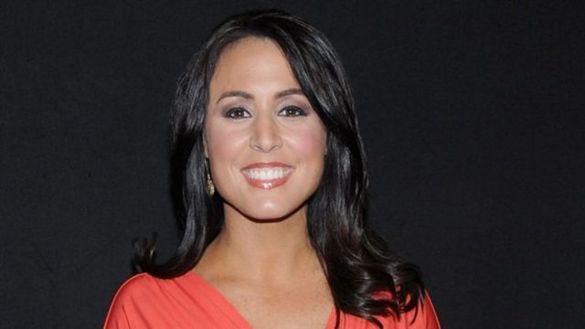 Andrea Tantaros Measurements Bra Size Height Weight