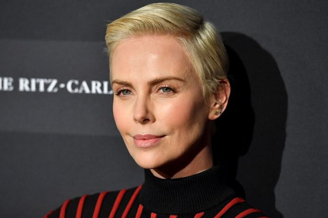 Charlize Theron Measurements Bra Size Height Weight