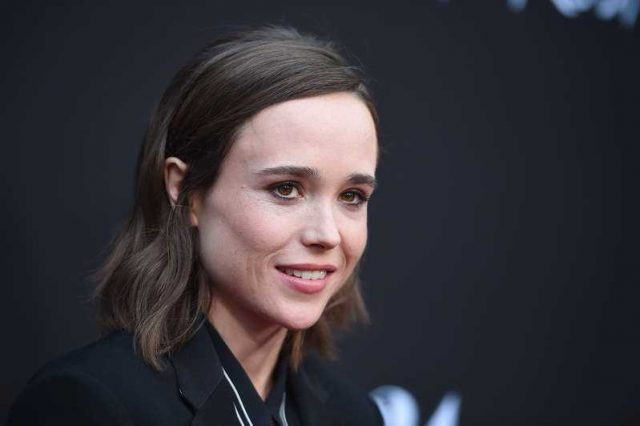 Ellen Page Measurements Bra Size Height Weight