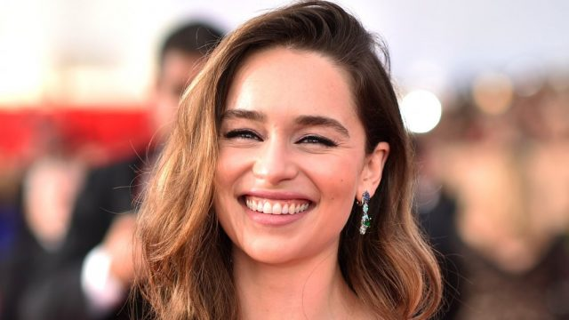 Emilia Clarke Measurements Bra Size Height Weight