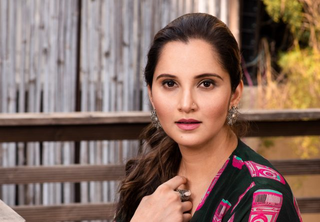 Sania Mirza Measurements Bra Size Height Weight