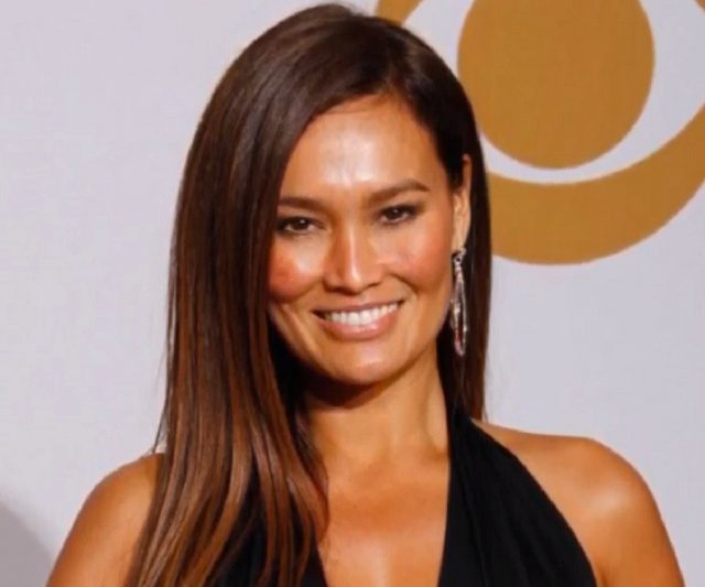 Tia Carrere Measurements Bra Size Height Weight