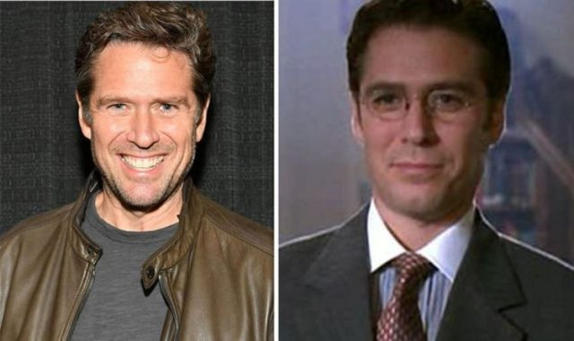 Alexis Denisof's Body Measurements Shoe Size Height Weight