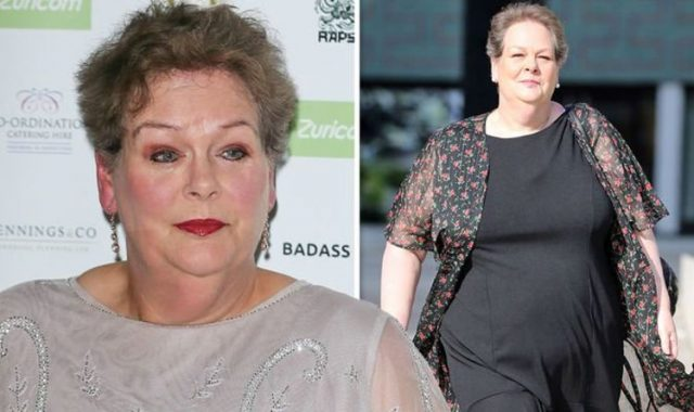 Anne Hegerty's Body Measurements Shoe Size Height Weight