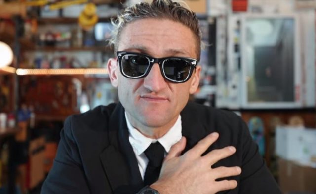 Casey Neistat's Body Measurements Shoe Size Height Weight