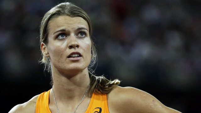 Dafne Schippers' Body Measurements Breasts Height Weight