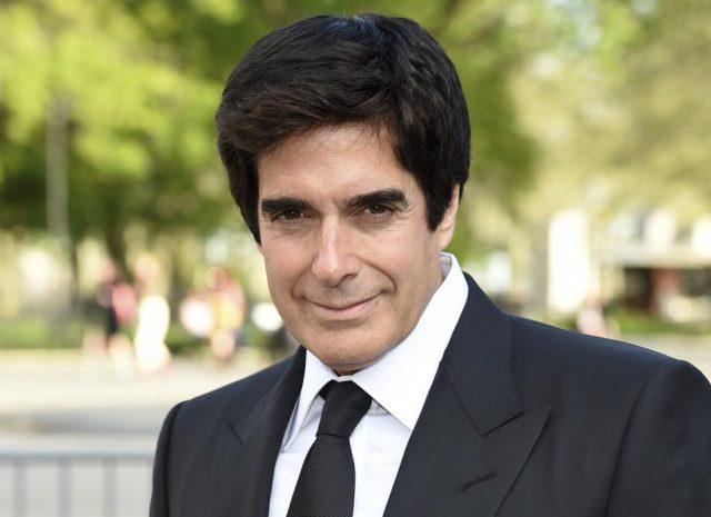 David Copperfield's Body Measurements Shoe Size Height Weight