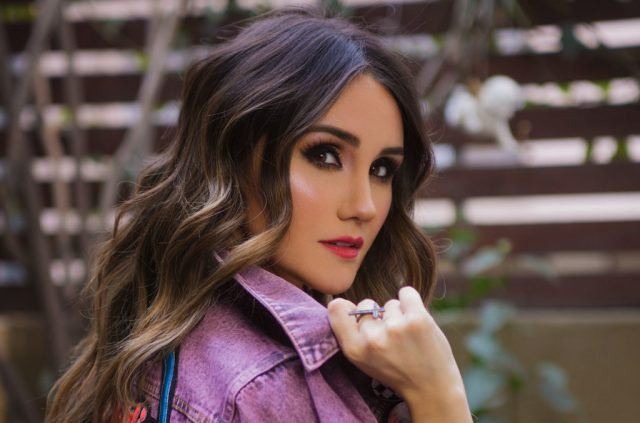 Dulce María's Body Measurements Breasts Height Weight