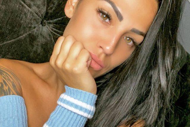 Elena Miras' Body Measurements Breasts Height Weight