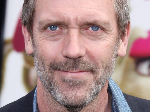 Hugh Laurie's Body Measurements Shoe Size Height Weight