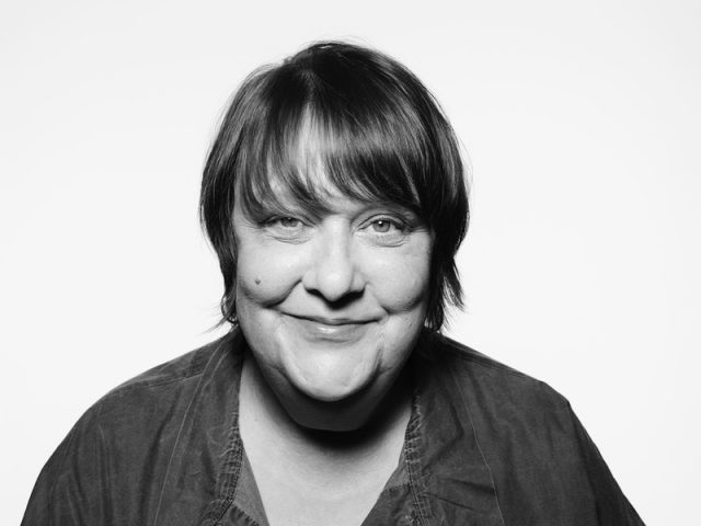 Kathy Burke's Body Measurements Shoe Size Height Weight