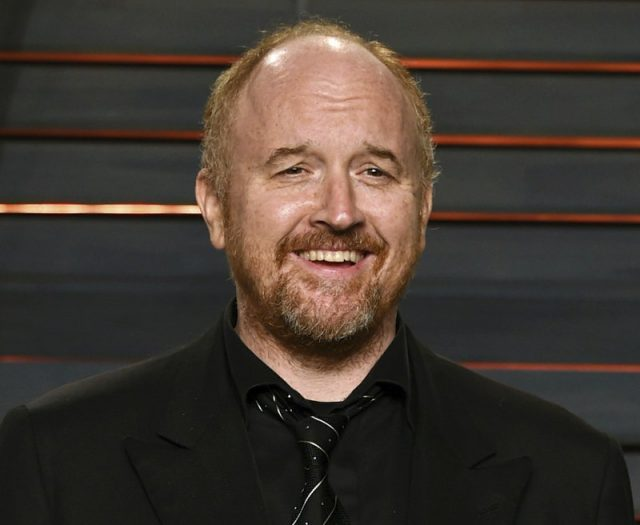 Louis C.K.'s Body Measurements Shoe Size Height Weight
