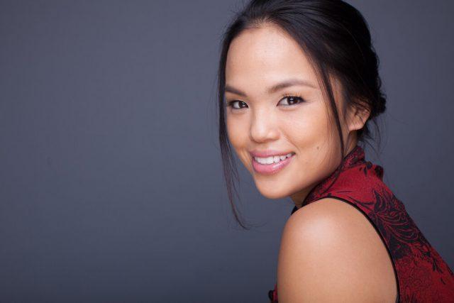 Nikki SooHoo's Body Measurements Breasts Height Weight