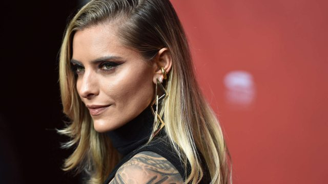 Sophia Thomalla's Body Measurements Breasts Height Weight