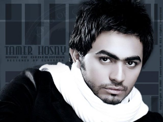 Tamer Hosny's Body Measurements Shoe Size Height Weight