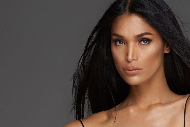 Geena Rocero's Body Measurements Breasts Height Weight