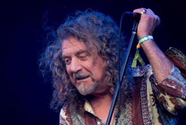 Robert Plant's Body Measurements Shoe Size Height Weight